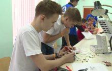 «Юниоры Atomskills» в Новоуральске