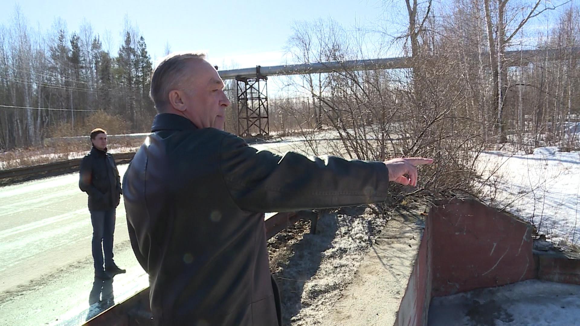 Заторов нет, бобры плотины не строят. Специальная комиссия провела плановый предпаводковый осмотр гидротехнических сооружений Новоуральска