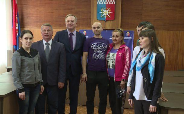 В Новоуральске дети-сироты получили квартиры