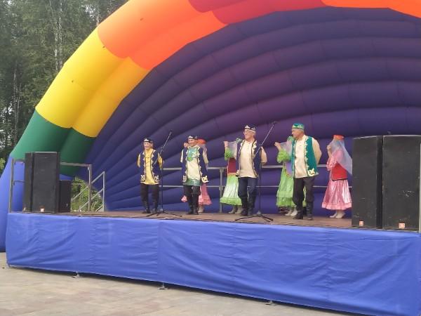 Сабантуй — праздник единства народов