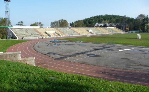 Спортивная инфраструктура обновляется!
