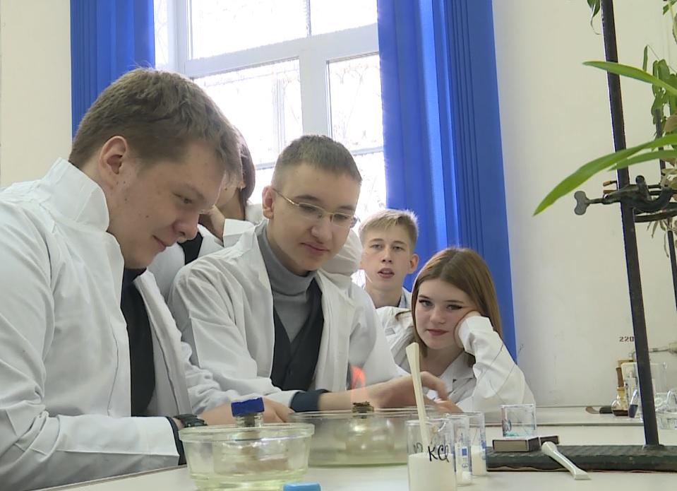 Школьники Новоуральска получили свой «Билет в будущее»!