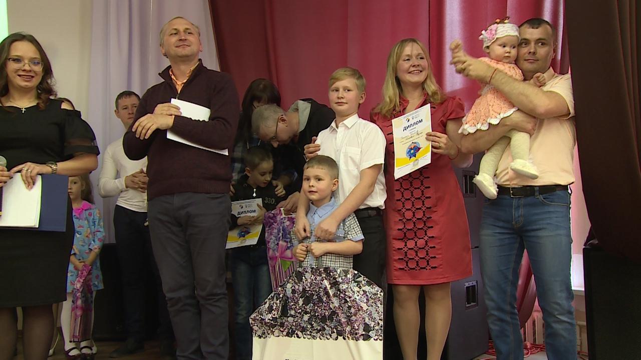 «Профессия папы - лучшая в мире» - под таким девизом в Новоуральске состоялся городской фестиваль «Папуля»