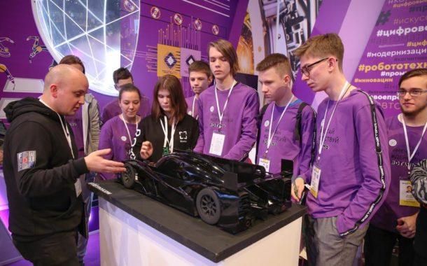 Новоуральские школьники выполняют задания для российских предприятий