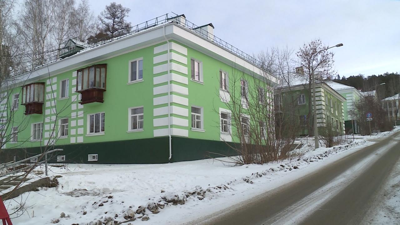 Подарок к новому году: сразу 10 домов приняты после кап. ремонта