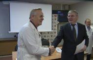 Травматолого-ортопедическому отделению ЦМСЧ-31  - 50 лет!