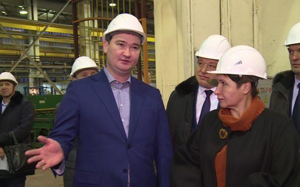 Решение стратегически важных вопросов для Новоуральска