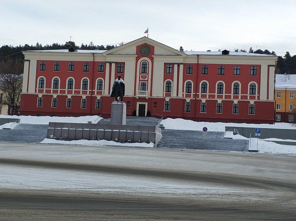 Кадровые перестановки в Администрации НГО