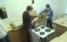 15 новых электроплит для Новоуральского технологического колледжа