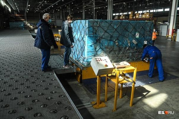 В Новоуральске заработала линия по производству масок