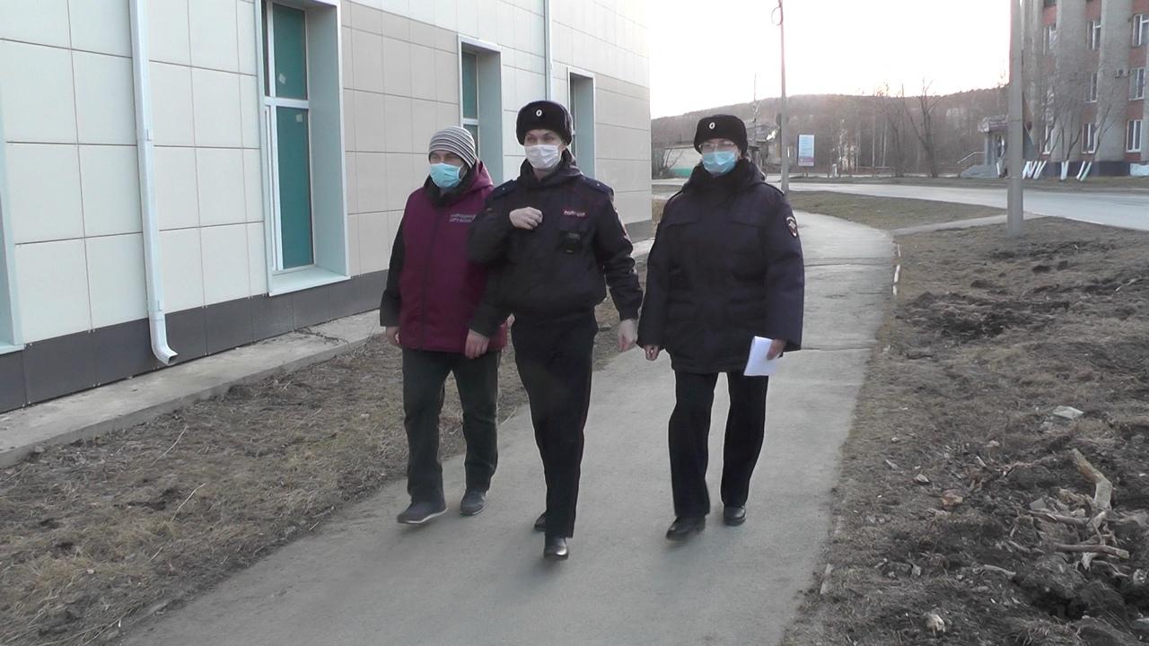 На Среднем Урале ловят нарушителей режима самоизоляции