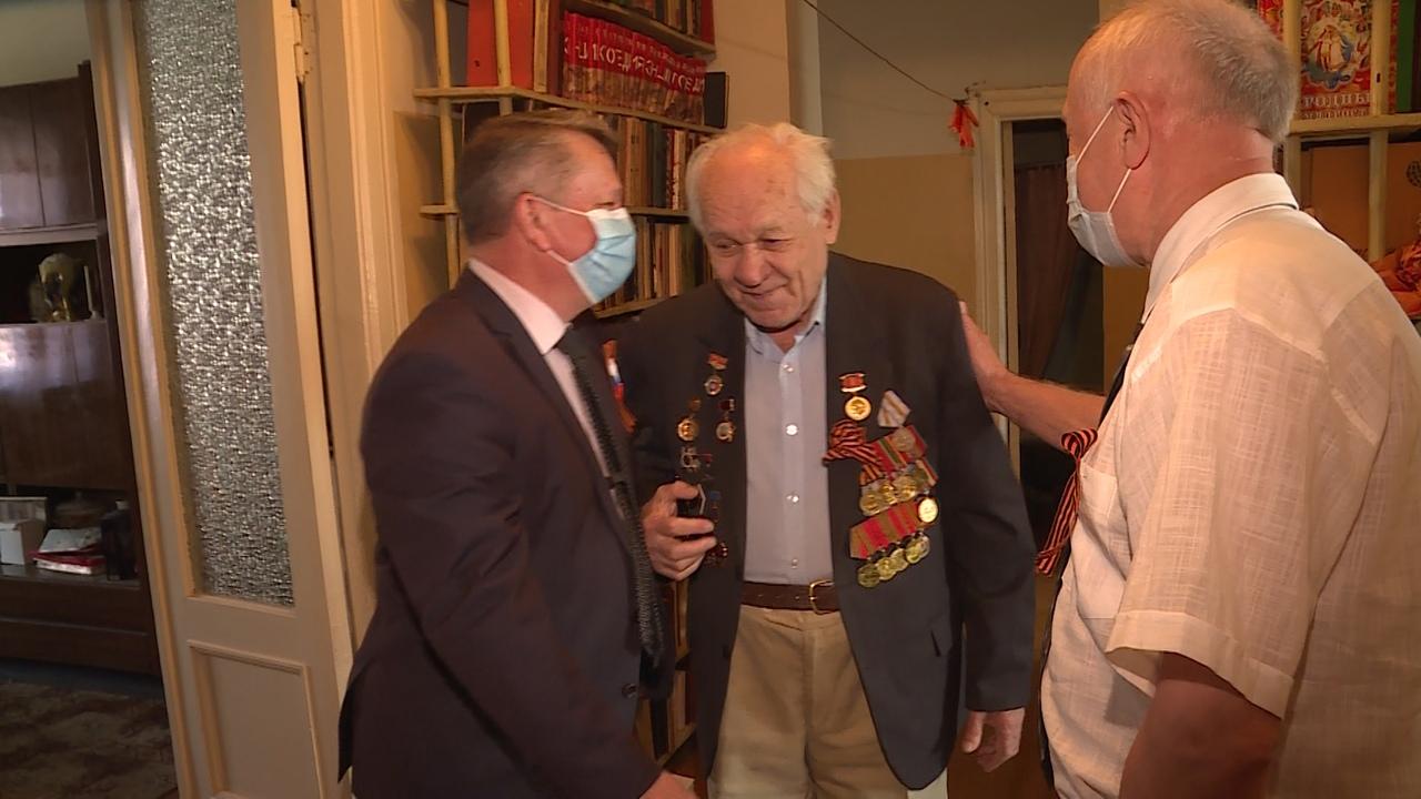 Поддержка ветеранов ВОВ и медицинских работников