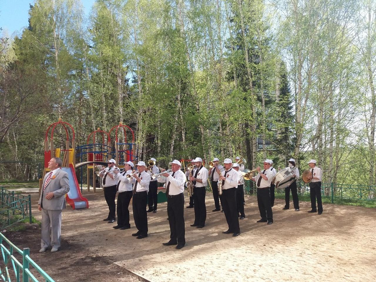 Оркестры Победы