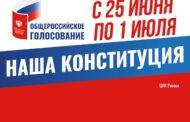 Общероссийское голосование по поправкам в Конституцию РФ