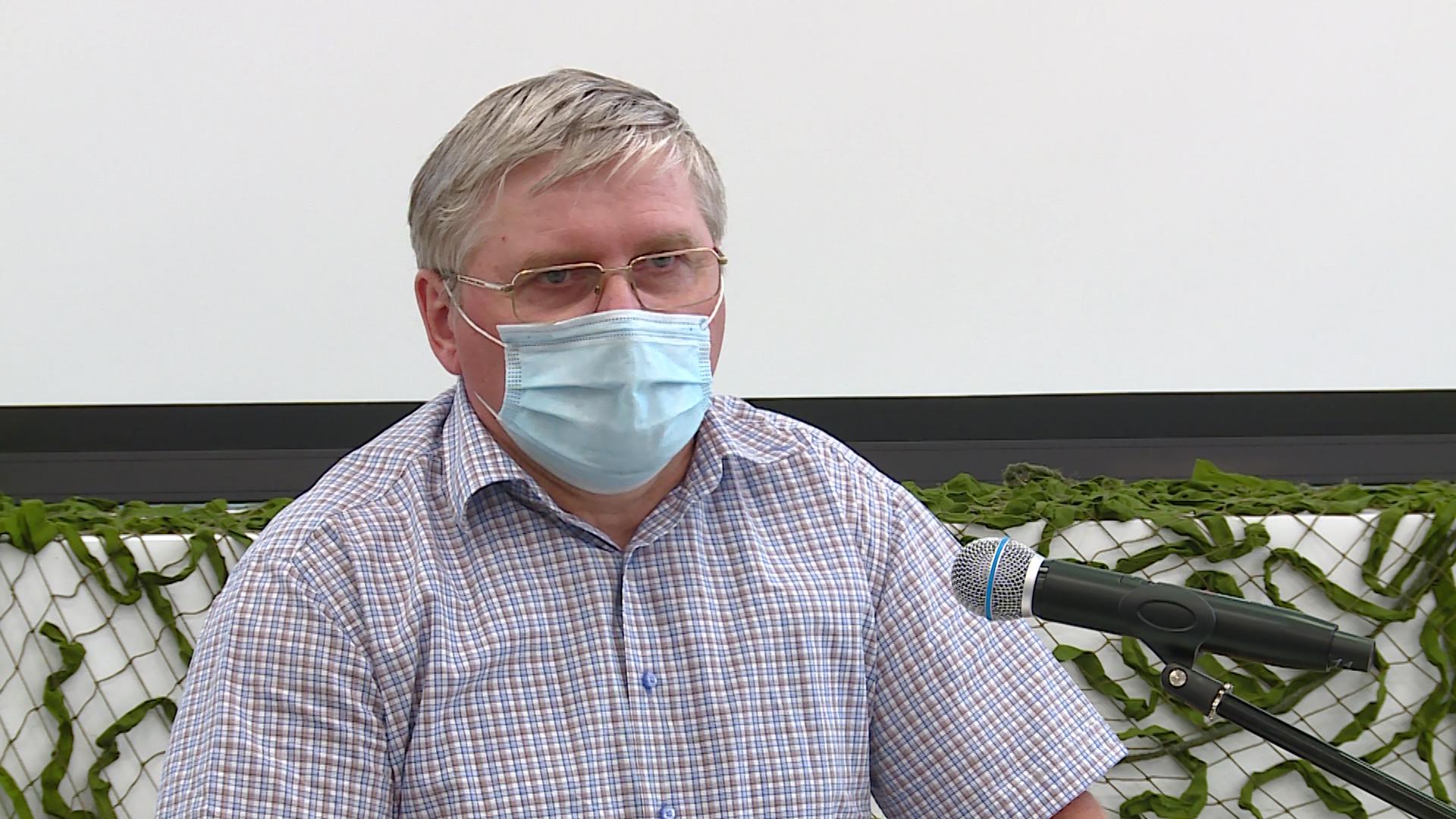 Новые аппараты обеззараживания воздуха прибыли в Новоуральск