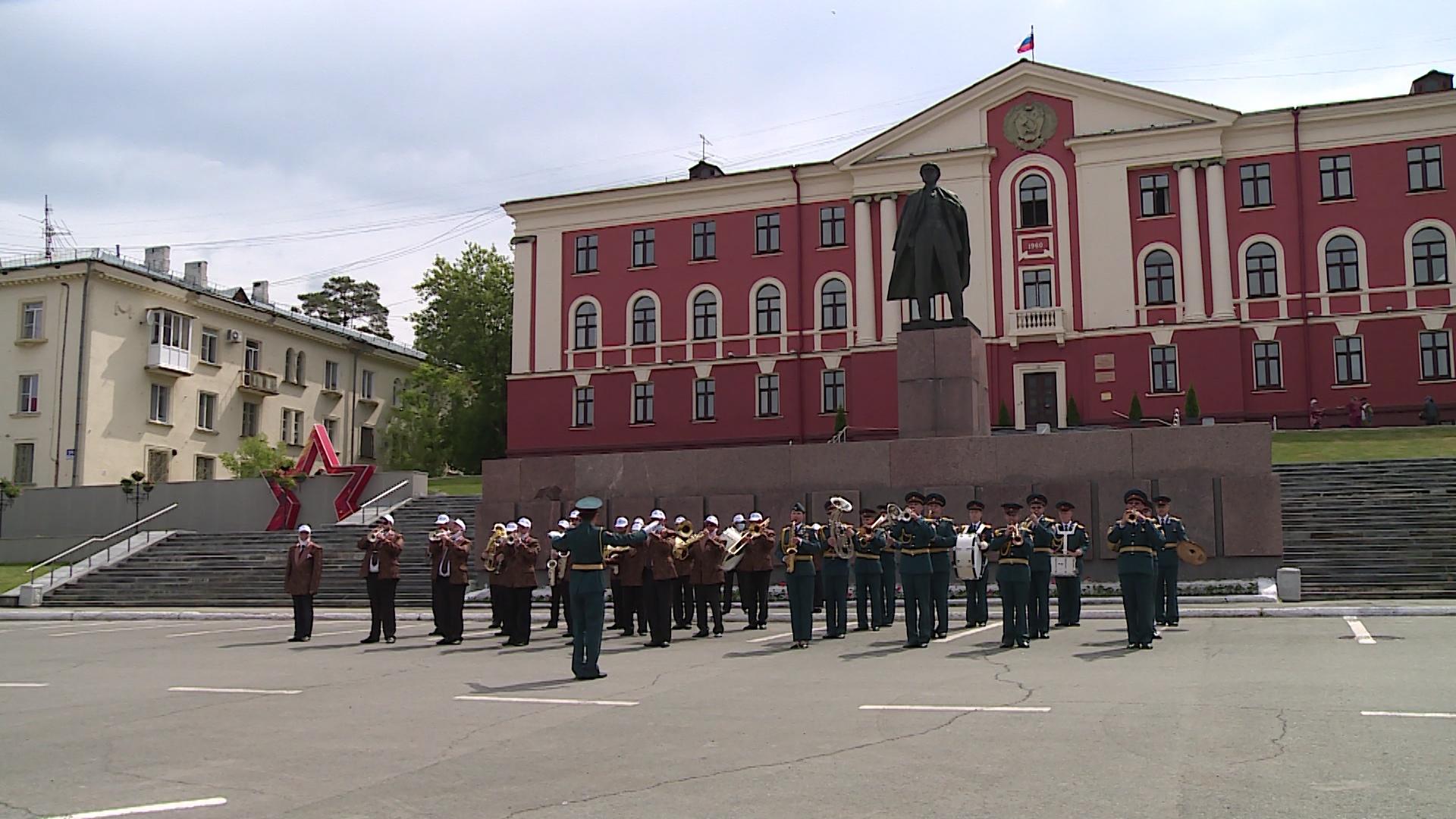 «Тебе, Россия, поют оркестры!»