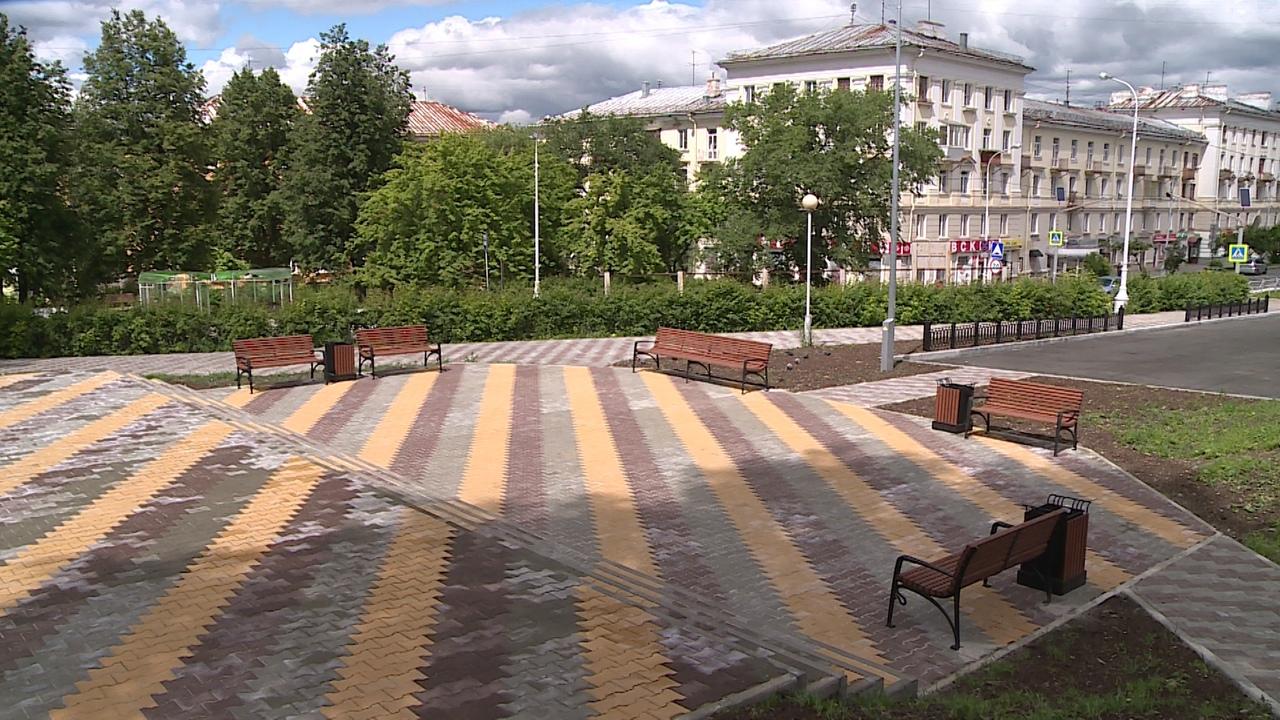 Реконструкция общественно-значимых объектов в Новоуральске идет полным ходом
