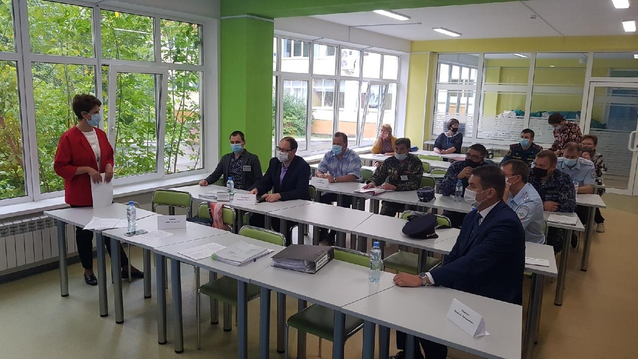 В Новоуральске началась приёмка образовательных учреждений к новому учебному году
