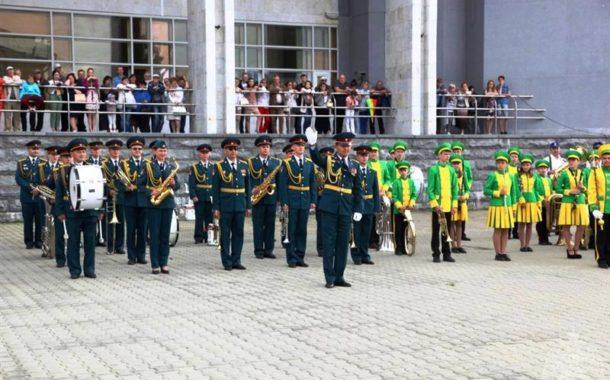 Новоуральские фанфары-2020