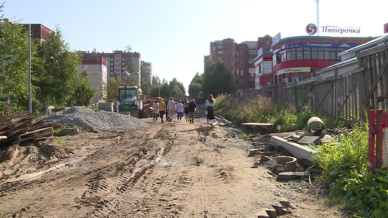 Бульвар Кикоина и сквер МИФИ скоро будут готовы