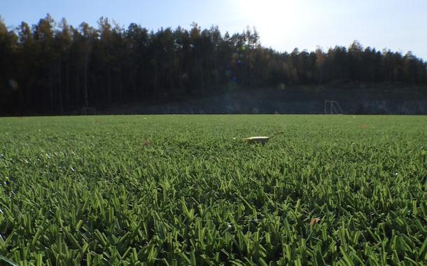 Новый стадион на спортивной базе «Олимпиец»