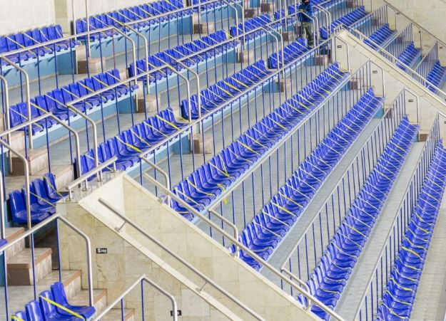 Хоккей теперь без зрителей