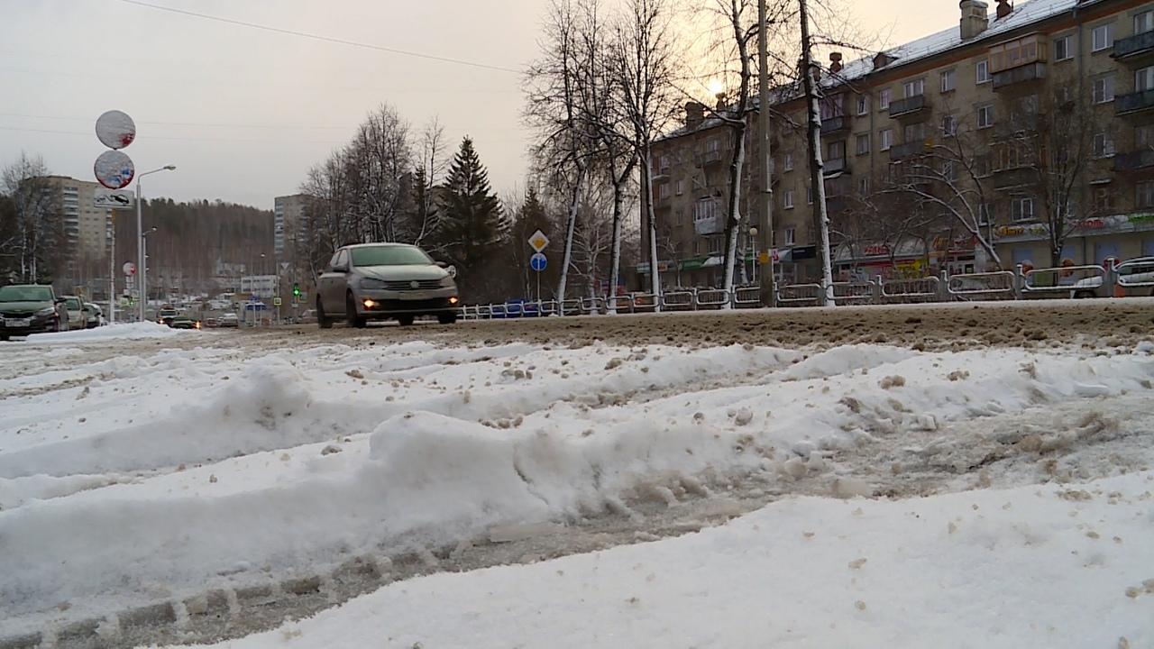 Дорожно-коммунальная служба к снегопадам готова