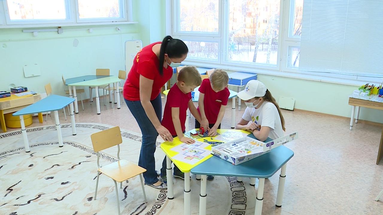 Фестиваль «ATOM-KidSkills» - инженерная академия для дошкольников