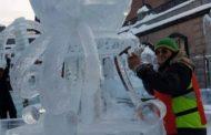 Определены победители XV Международного фестиваля ледовой скульптуры «Вифлеемская звезда»
