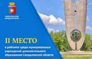 Сфера дополнительного образования Новоуральска вновь в лидерах области