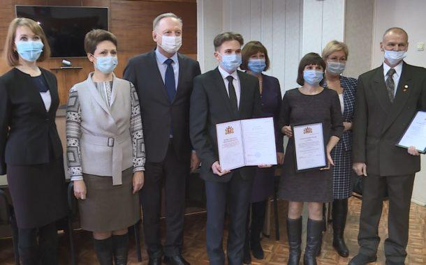 Новоуралец Василий Попов удостоен премии Губернатора Свердловской области