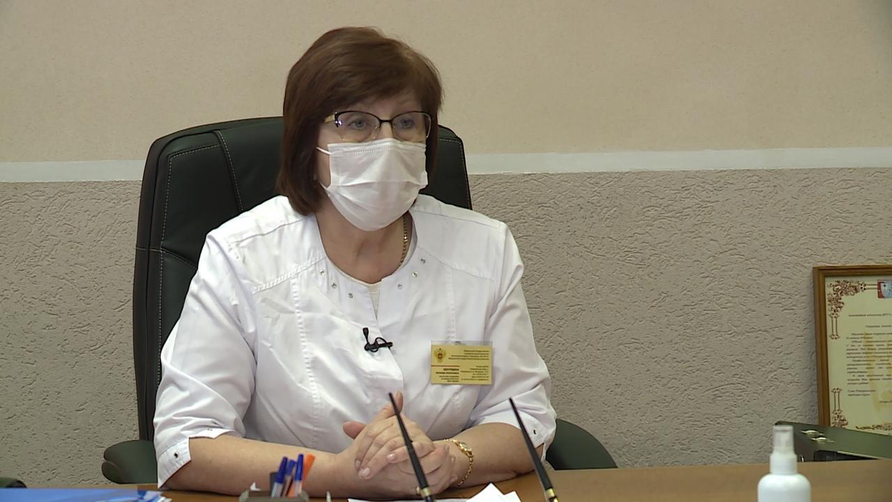 В Новоуральск прибыли две партии отечественной вакцины «Спутник V» от коронавирусной инфекции