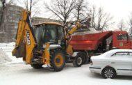 Снегопады продолжаются. Коммунальные службы Новоуральска работают в усиленном режиме