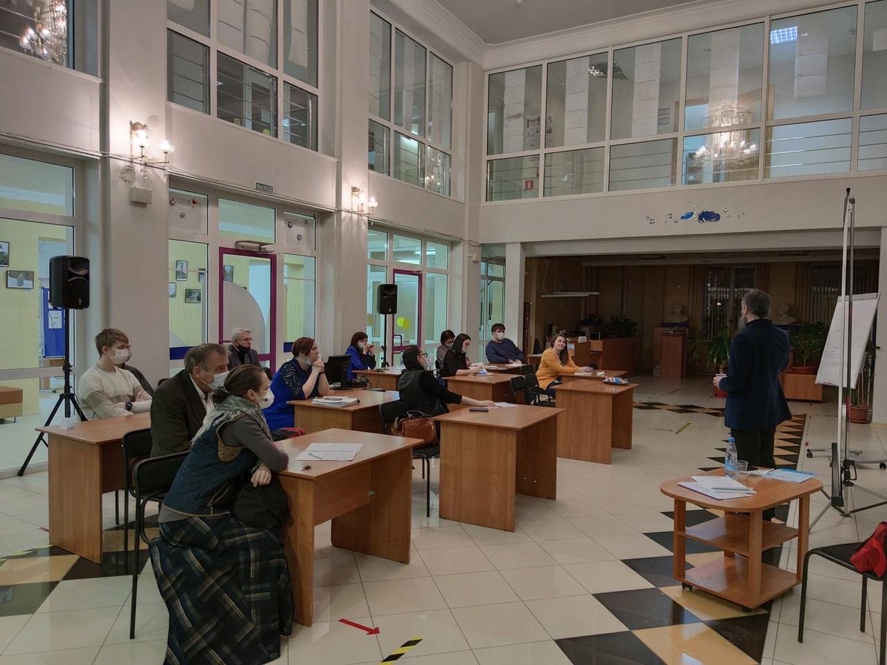 В Новоуральске вновь стартовала «Школа социального проектирования»