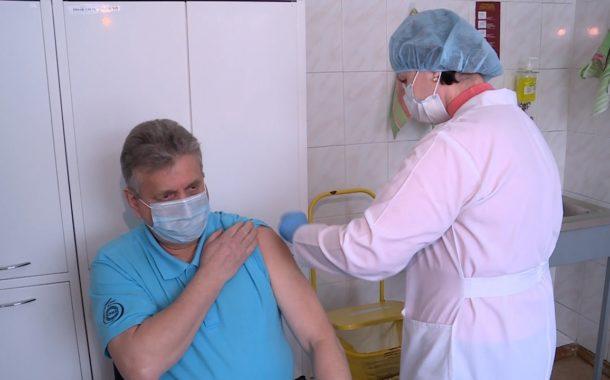 Промежуточные итоги вакцинации