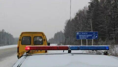 Свердловский Минтранс по поручению губернатора держит под контролем работу по расчистке трасс