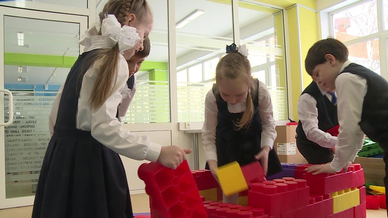 Новоуральские школьники конструируют будущее