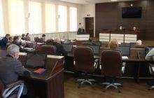 Глава Новоуральска Владимир Цветов рассказал об итогах минувшего года