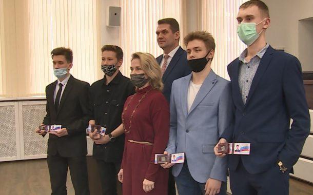 В Новоуральске на 4 мастеров спорта стало больше!