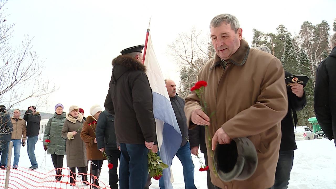 День моряка-подводника встретили в Новоуральске
