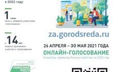 В России запускают горячую линию по вопросам первого онлайн голосования за объекты благоустройства