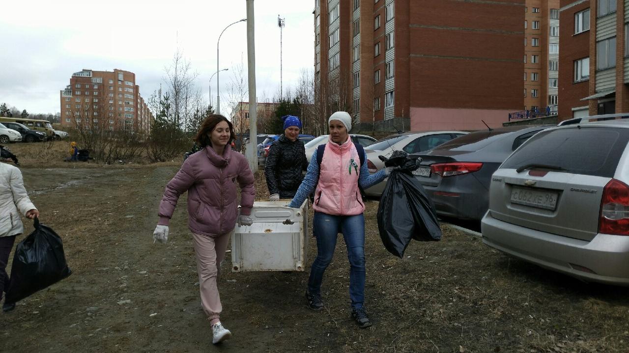 239 мешков с мусором – итог квеста «Чистые игры» в Новоуральске