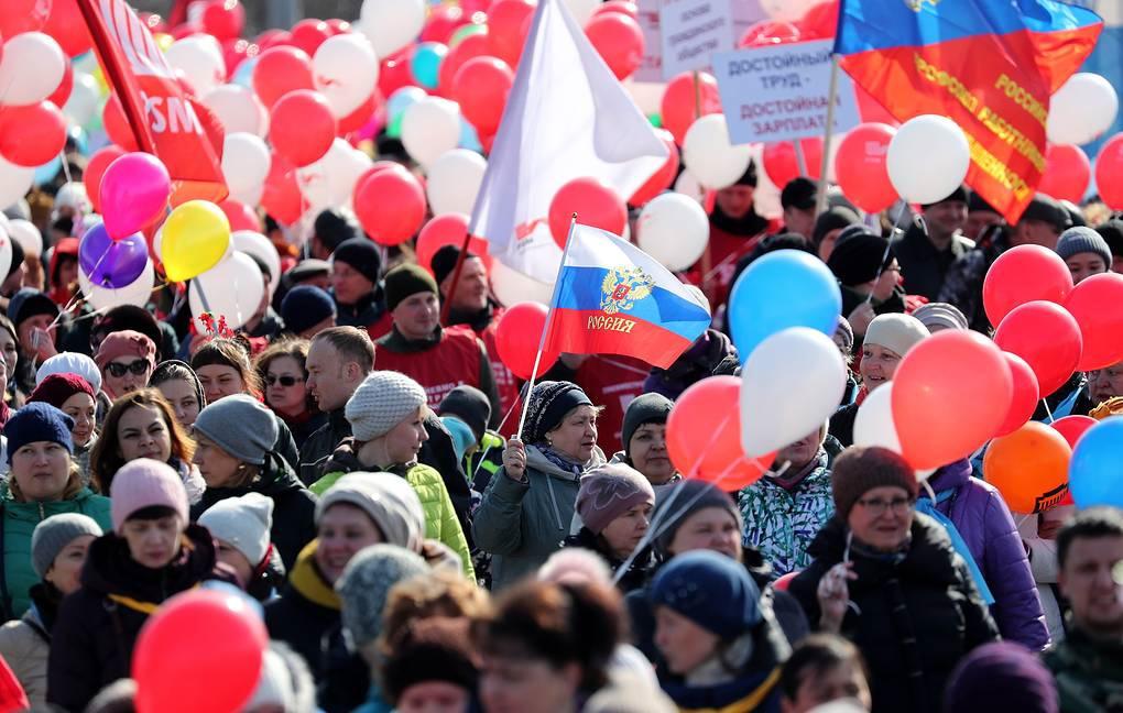 В Свердловской области отменили шествия в честь Праздника Весны и Труда