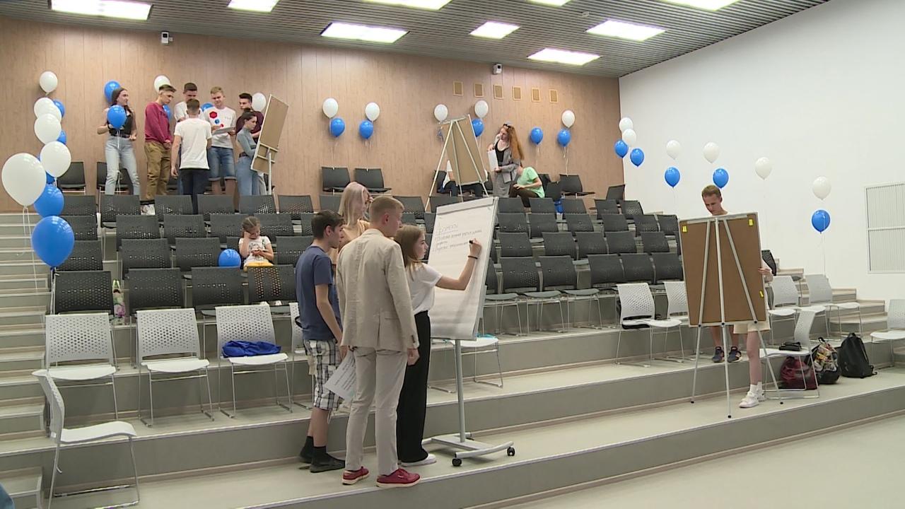 Новоуральские школьники заинтересованы в ранней профориентации