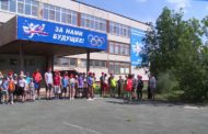 Новоуральские школьники сдают нормы ГТО