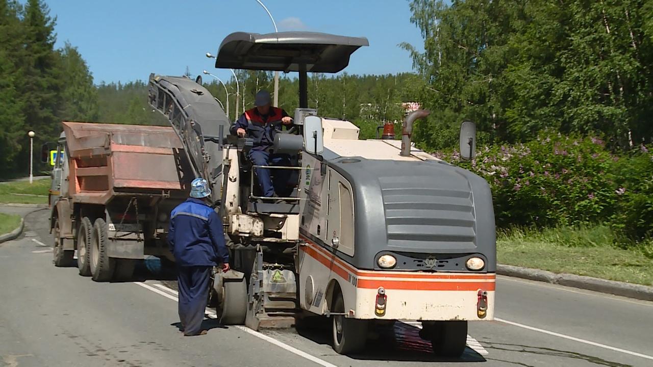 Сезон начался, лето – время дорожных работ