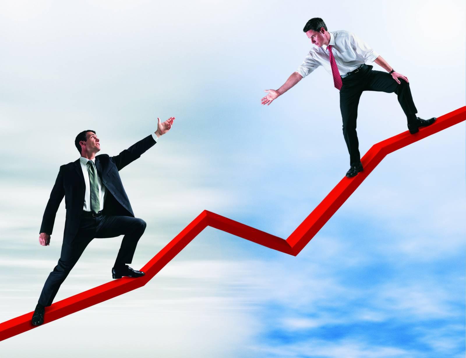 Помогая бизнесу развиваться