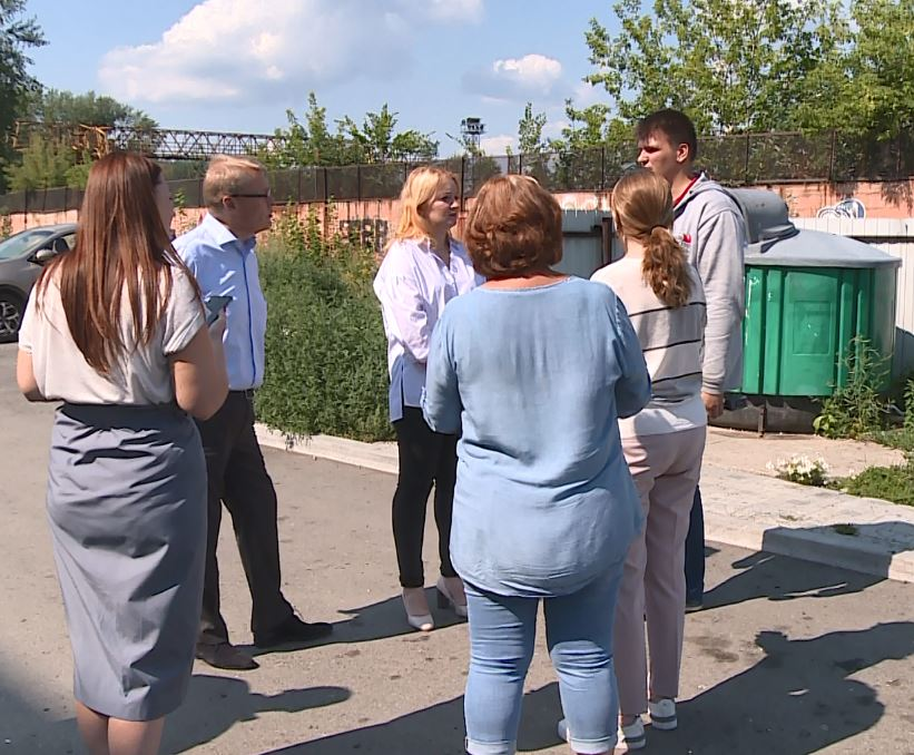В Новоуральске произошли изменения в сфере вывоза крупногабаритных отходов
