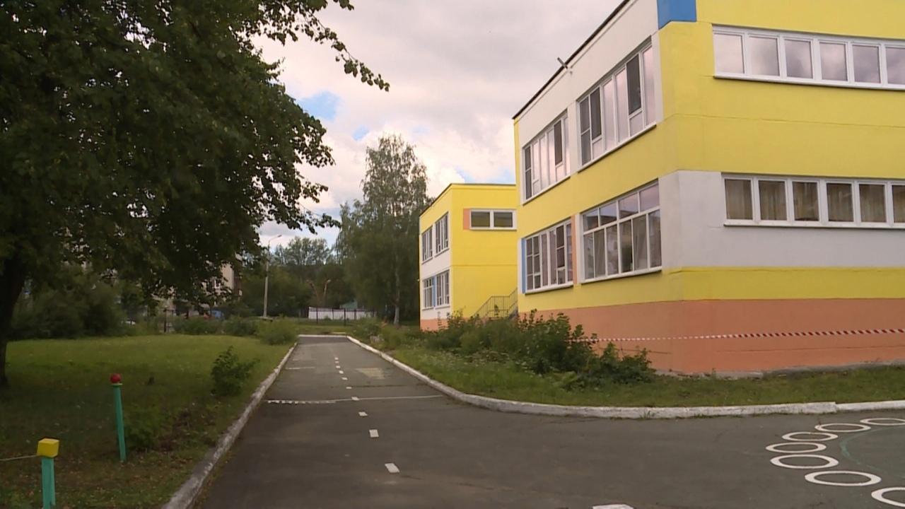Обновление дошкольных учреждений Новоуральска
