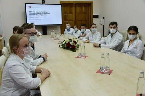 Выпускники-целевики Уральского государственного медуниверситета отправятся в города области